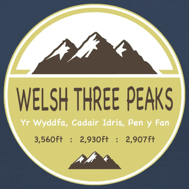 Ladies Welsh Three Peaks