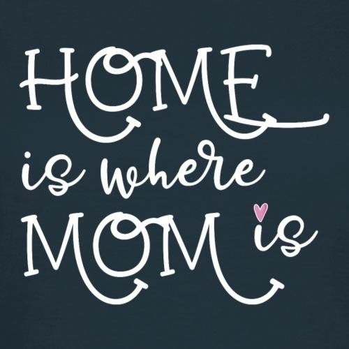 La maison est où MOM est