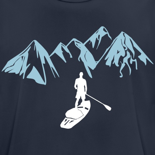 Stand Up Paddle Mountain
