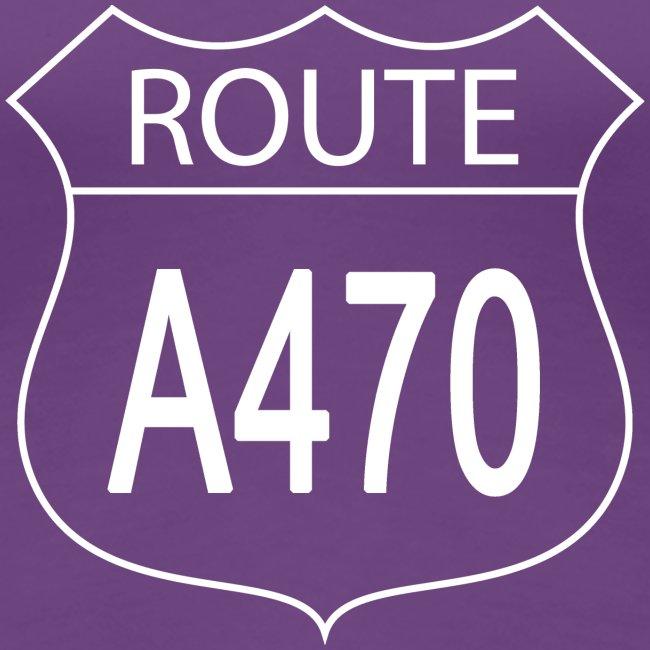 Ladies A470 Tee