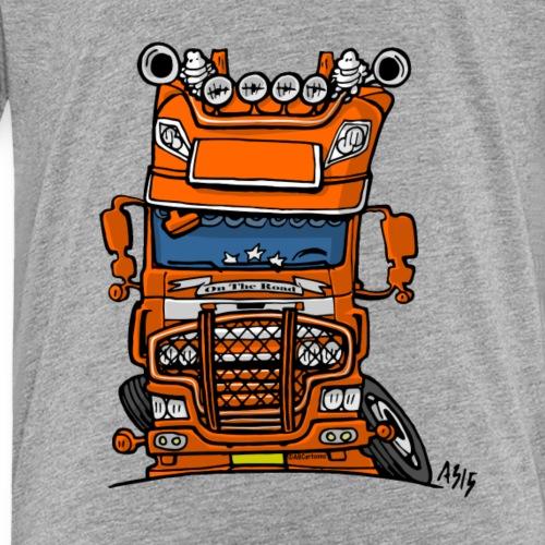0613 daf FX sur l'orange route