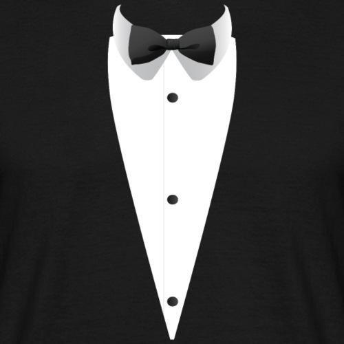 Tux. T-shirt drôle officiel