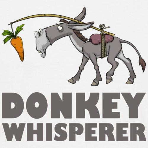 Âne whisperer âne Muli mule
