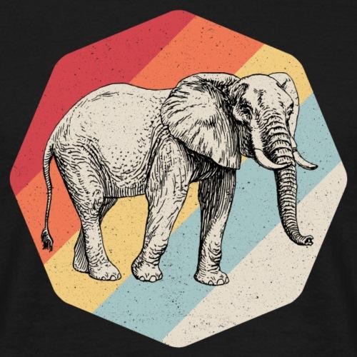 Cadeau de protection des animaux de cirque éléphant