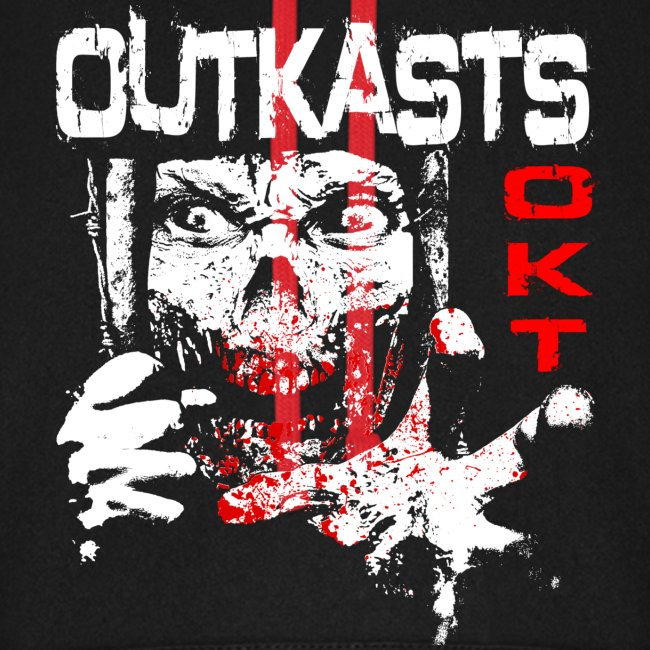 OutKasts.EU Scum OKT Unisex Baseball Hoodie