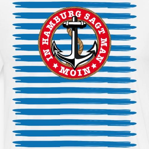 79 In Hamburg sagt man Moin Anker Seil