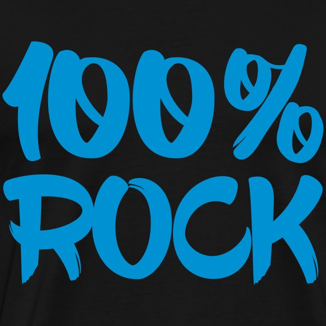100% Rock...