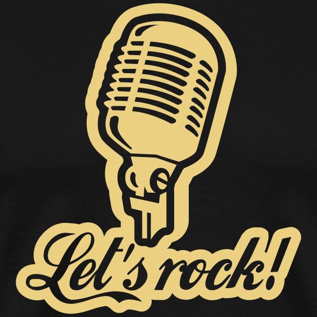 Let's rock!...