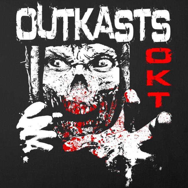 OutKasts.EU Scum OKT Sofa pillow cover 44 x 44 cm