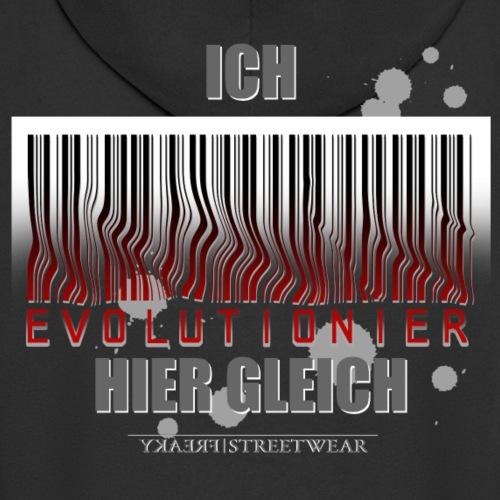 Ich evolutioniere