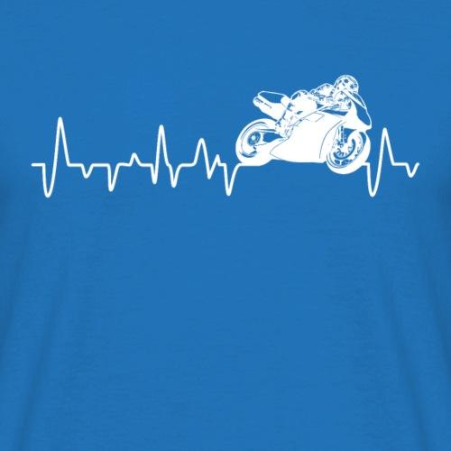 Moto Superbike cadeau rythme cardiaque