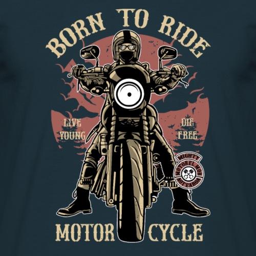 Motocycliste - Motorcycle Cafe Racer cadeau
