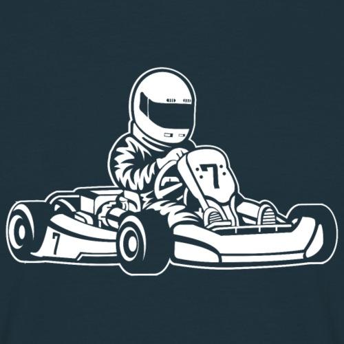 Go-kart / go-cart 01_weiß