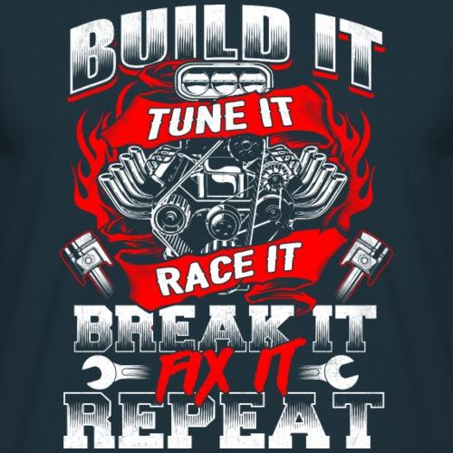 Build It Tune It Race - course de voitures de course