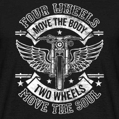 shirts Moto Moto Race Vintage Biker Âme
