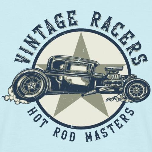 coureur vintage Hotrod champion Hot Rod
