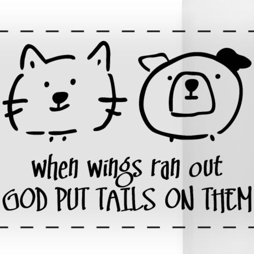 God put tails on them 2