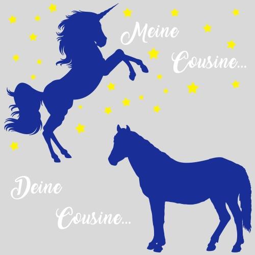 Deine Cousine / Meine Cousine (1)