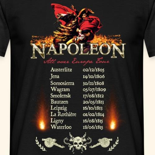 Napoleon European Tour T-Shirt