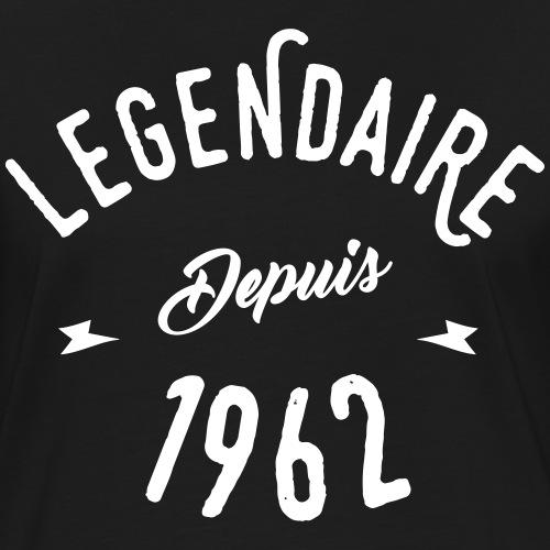 legendaire depuis 1962