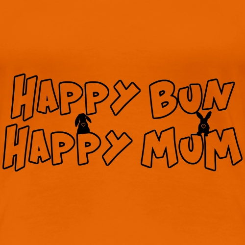 HAPPY BUN HAPPY MUM
