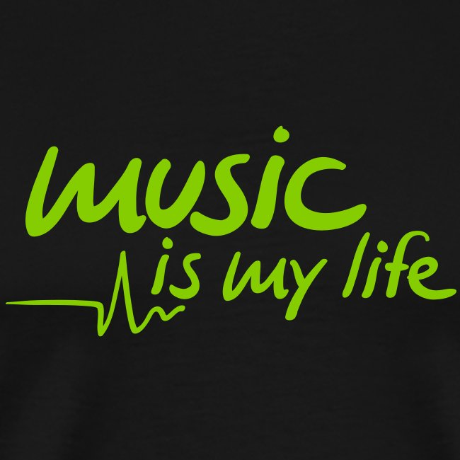 music is my life...