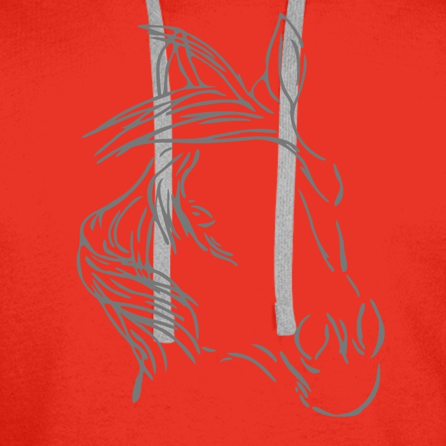 Dreamhorse ( Print Digital Grey)