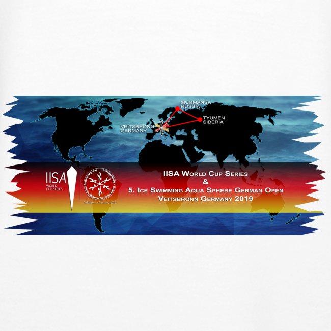 IISA World Cup Series & Ice Swimming Aqua Sphere German Open 2019