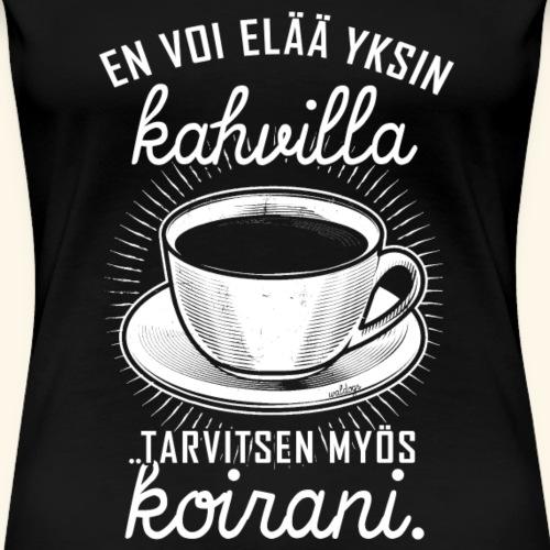 Yksin Kahvilla
