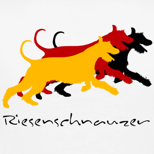 Riesenschnauzer_german color