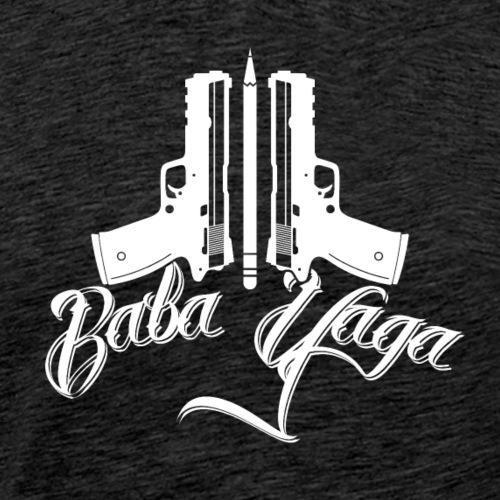 Baba Yaga - white