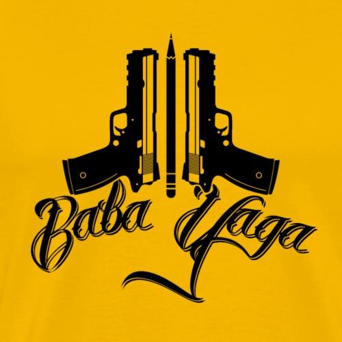 Baba Yaga - black