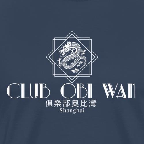 CLUB OBI WAN - WHITE