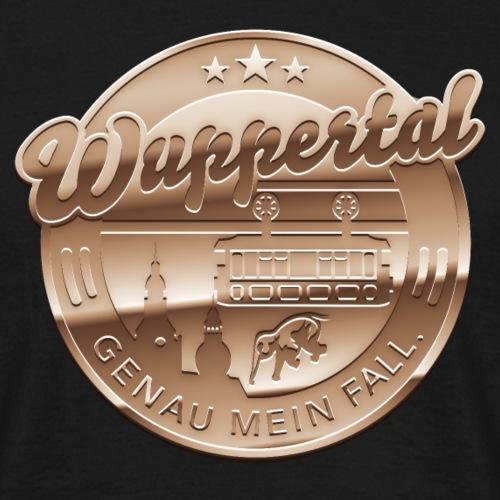 Wuppertaler T-Shirt Bronzemedaille