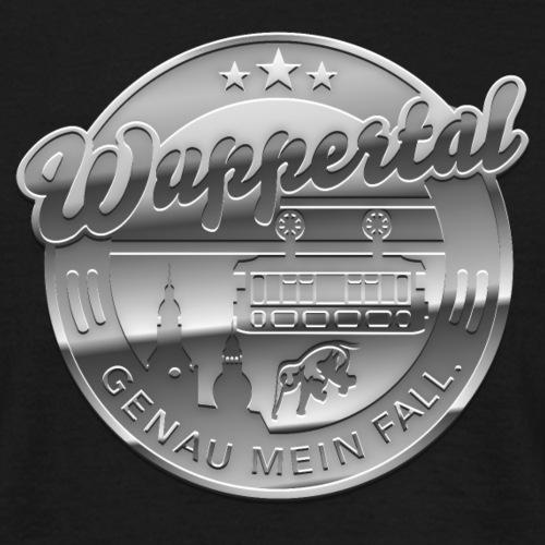 Wuppertaler T-Shirt Silbermedialle