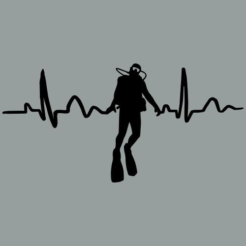 Taucher-Herzkurve