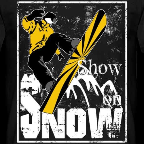 spectacle sur neige