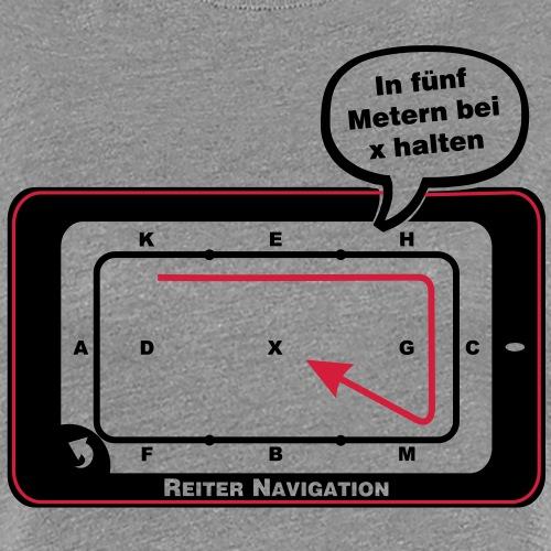 Navigation für Reiter