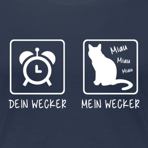 Katze Wecker