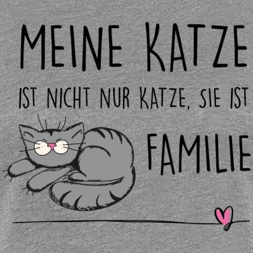 Meine Katze ist Familie