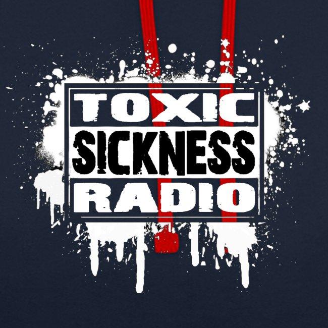 NEW Toxic Sickness Radio Hoodie