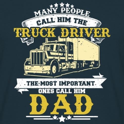 paroles de chauffeur de camion