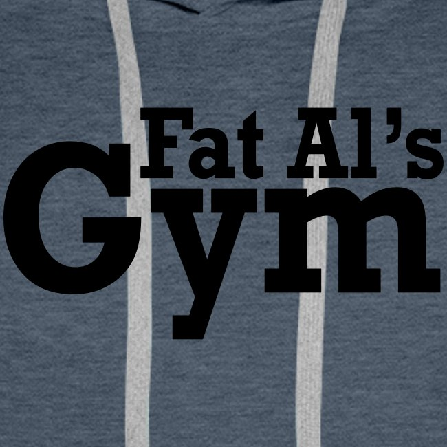 forged at fat als hoodie