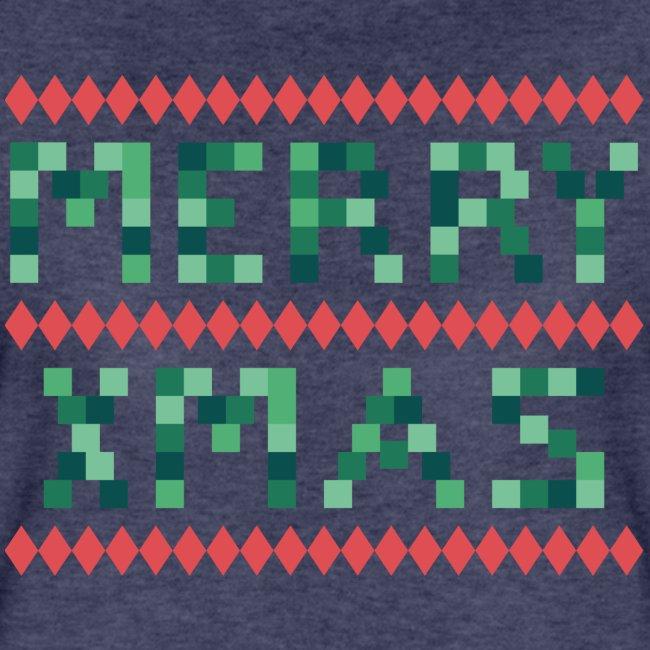Merry X-Mas Ugly 1 T-Shirts