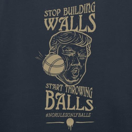No walls, only balls