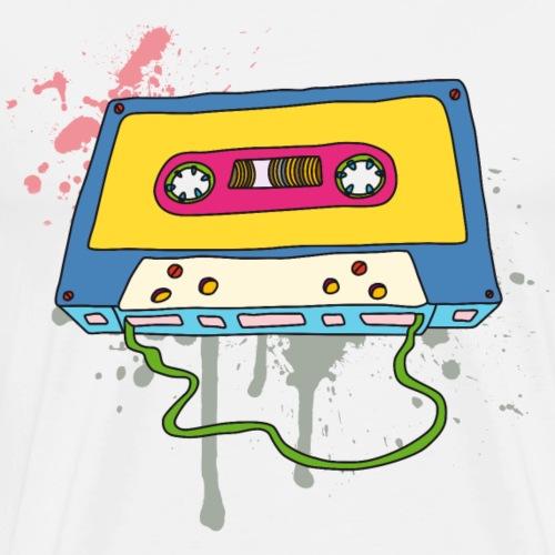 Musik Kassette Walkman Magnettonband Retro Vintage