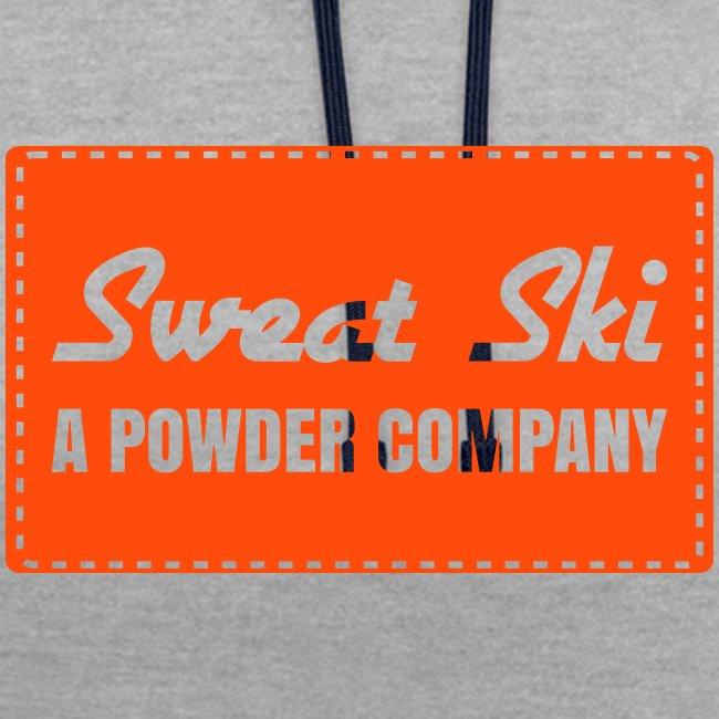 Sweet Ski - A Powder Company Hoodie