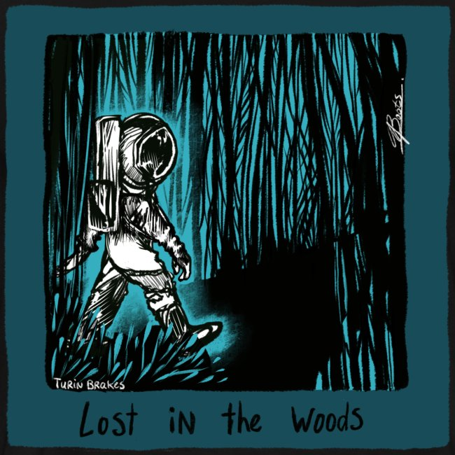 Lost In The Woods Now (for male bodies)