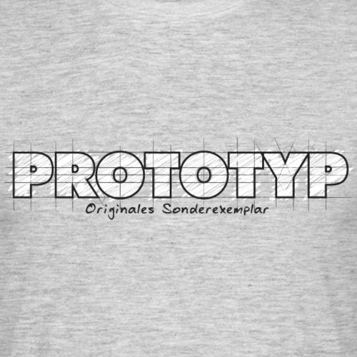 Prototype - copie originale spéciale