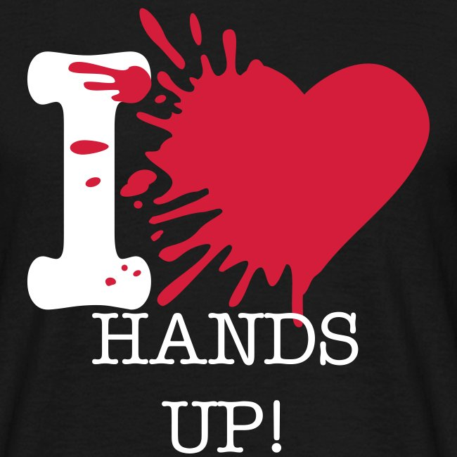 I Love Hands Up!